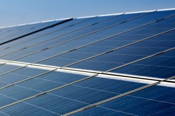 Solaranlagen-Reinigung